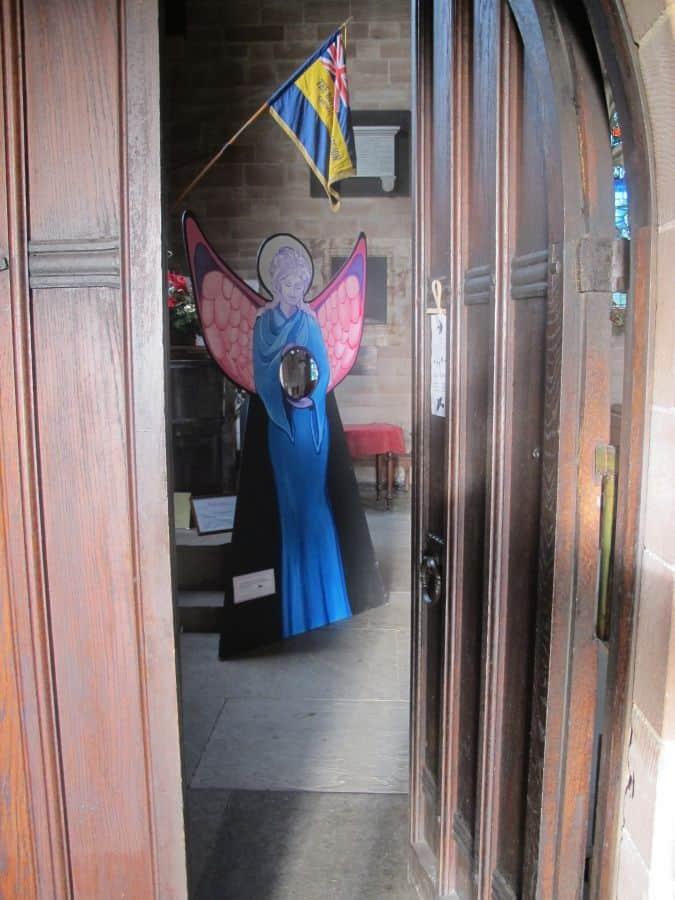 Angelic Welcome