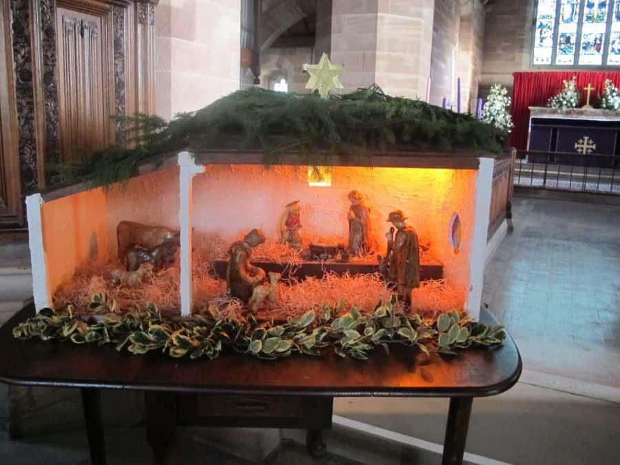 Crib at St Peter's 2018
