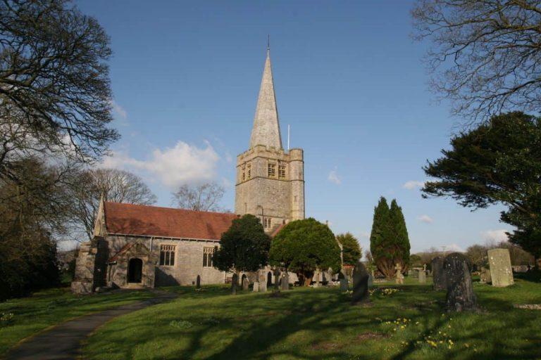 St Peter's Field Broughton