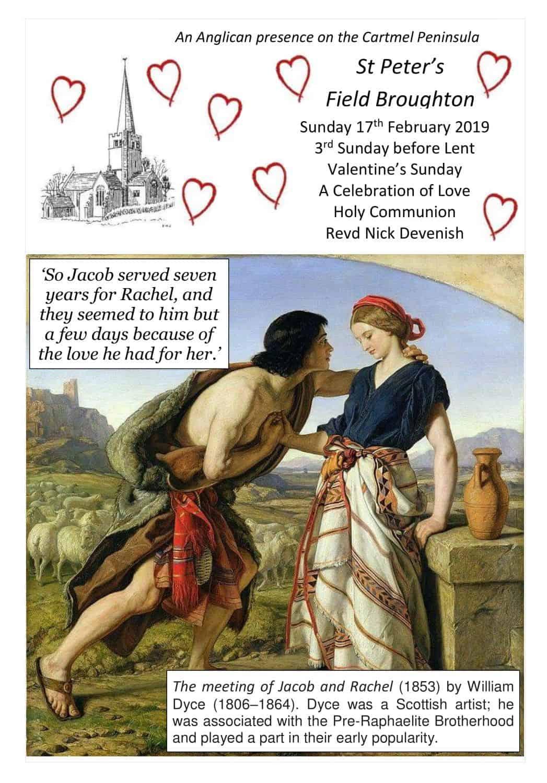 Valentine's Sunday