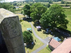 st peters day-2018-tower-view
