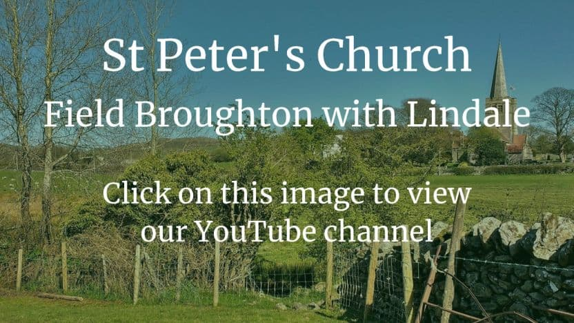 St Peter's Youtube Link